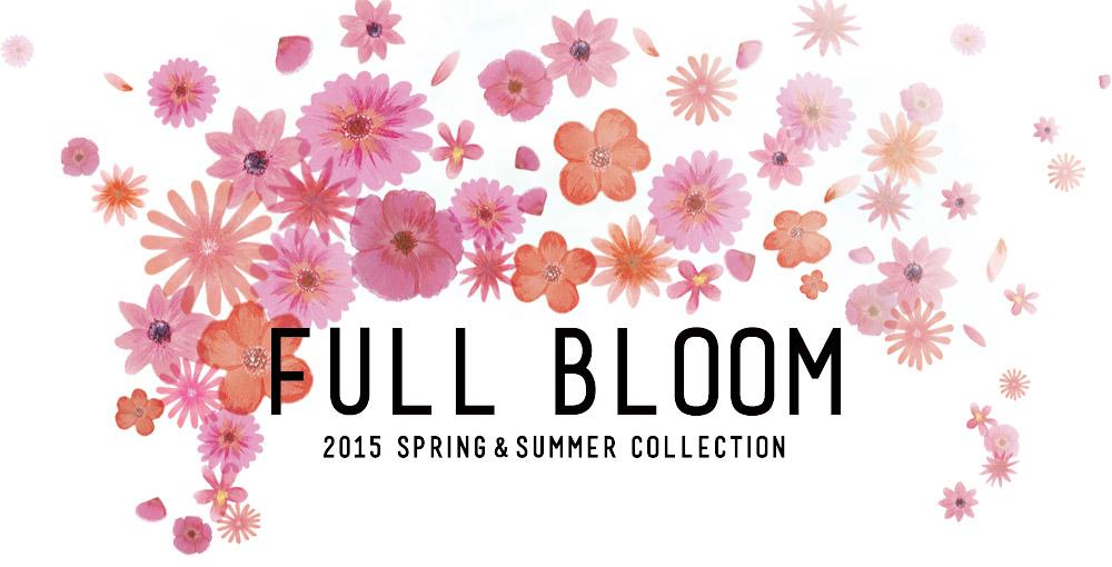 FULL BOOMジェリーネイルのspring&summerコレクション