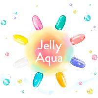 夏の新色登場!Jelly Aqua
