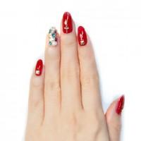 sparkling-nail